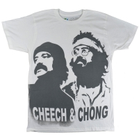 CHEECH&CHONG Stencil Tシャツ