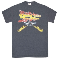 BACK TO THE FUTURE Back To Japan Tシャツ HEATHER GREY