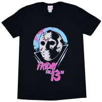 FRIDAY THE 13TH 13日の金曜日 Eighties Mask Tシャツ