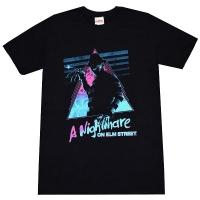 A NIGHTMARE ON ELM STREET エルム街の悪夢 Retro Tシャツ