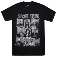 SUICIDE SQUAD Group Cork Board Tシャツ