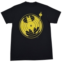 BATMAN Record Tシャツ