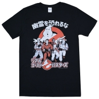 GHOSTBUSTERS Busters In Japan Tシャツ