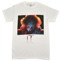 """IT イット""""それ""""が見えたら、終わり。Face Box Tシャツ"""