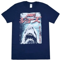JAWS Worn Japanese Poster Tシャツ