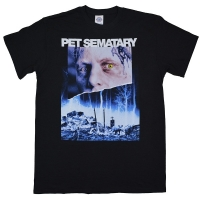 PET SEMATARY Poster Tシャツ