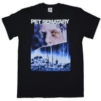 PET SEMATARY Poster Tシャツ