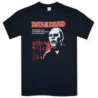 DAY OF THE DEAD 死霊のえじき Darkest Day Of Horror Tシャツ