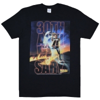 BACK TO THE FUTURE BTF 30th Anniversary Tシャツ