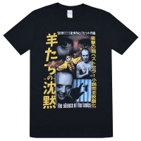 THE SILENCE OF THE LAMBS 羊たちの沈黙 Jpnsol Tシャツ