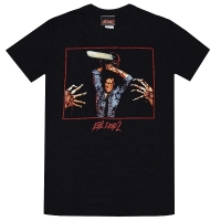 THE EVIL DEAD 死霊のはらわた Chainsaw Tシャツ