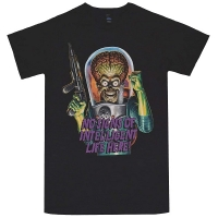 MARS ATTACKS! Intelligent Life Tシャツ