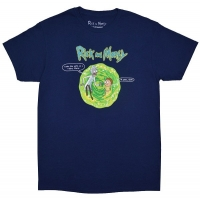 RICK AND MORTY Looks Like Were Tシャツ