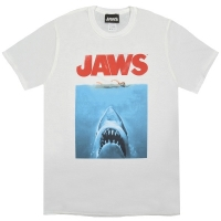 JAWS Poster Swimming Tシャツ