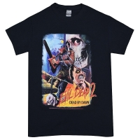 THE EVIL DEAD 死霊のはらわた Thai Poster Tシャツ