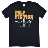 PULP FICTION Gun Logo Tシャツ
