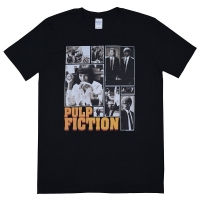 PULP FICTION Collage Tシャツ