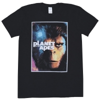 PLANET OF THE APES 猿の惑星 Apes Poster Tシャツ
