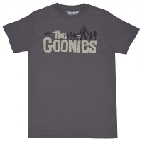 THE GOONIES Movie Logo Tシャツ