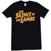 THE SILENCE OF THE LAMBS 羊たちの沈黙 Retro Logo Tシャツ