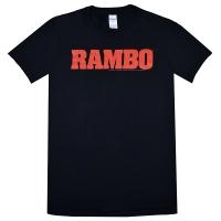RAMBO Logo Tシャツ