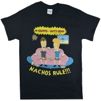 BEAVIS AND BUTT-HEAD Nachos Rule Tシャツ