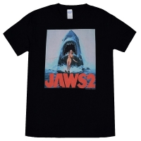JAWS Jaws 2 Poster Tシャツ