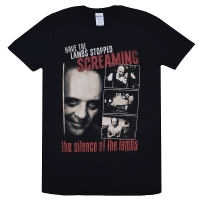 THE SILENCE OF THE LAMBS 羊たちの沈黙 Screaming Tシャツ