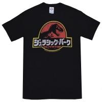JURASSIC PARK Kanji Tシャツ