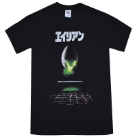 ALIEN Kanji Poster Tシャツ