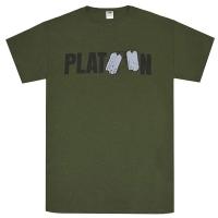 PLATOON Logo Tシャツ