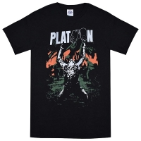 PLATOON Graphic Tシャツ