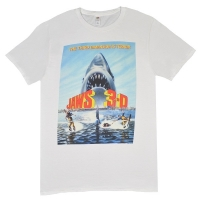 JAWS Simple Poster Tシャツ