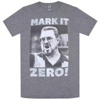 THE BIG LEBOWSKI Mark It Zero Tシャツ