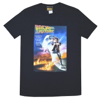 BACK TO THE FUTURE Classic Poster Tシャツ