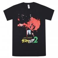 SUSPIRIA Profondo Rosso Japanese Poster Tシャツ