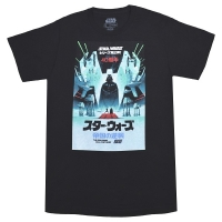 STAR WARS ESB Japanese Poster Tシャツ