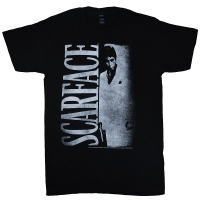 SCARFACE Lot So White Tシャツ