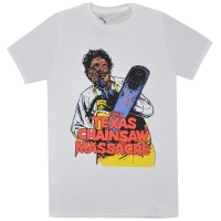THE TEXAS CHAINSAW MASSACRE 悪魔のいけにえ Illustration Tシャツ