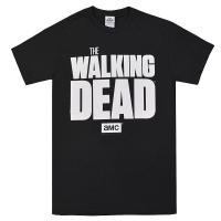THE WALKING DEAD Stacked Logo Tシャツ
