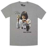 PULP FICTION Mia Revised Tシャツ