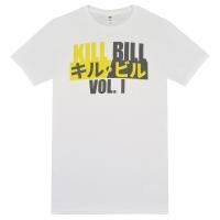 KILL BILL With Katana Tシャツ