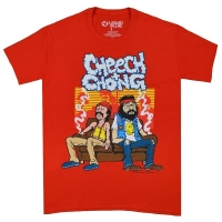 CHEECH&CHONG Couch Locked Tシャツ
