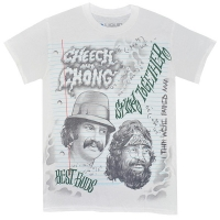 CHEECH&CHONG Best Buds Tシャツ