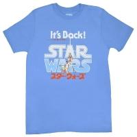 STAR WARS It's Back Japanese 新たなる希望 Tシャツ