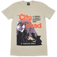 THE CITY OF THE DEAD 死霊の町 Horror Hotel Tシャツ