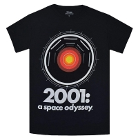 2001:A SPACE ODYSSEY 2001年宇宙の旅 HAL 9000 Tシャツ