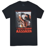 THE TEXAS CHAINSAW MASSACRE 悪魔のいけにえ What Happened Is True! Tシャツ