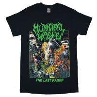 MUNICIPAL WASTE Last Rager Tシャツ