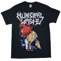 MUNICIPAL WASTE Trumps Wall Of Death Tシャツ